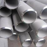 Pibell Dur Di-staen ASTM A213 / ASME SA 213 TP 310S TP 310H TP 310, EN 10216 - 5 1.4845